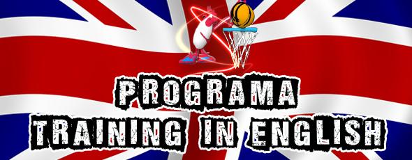 Training in English