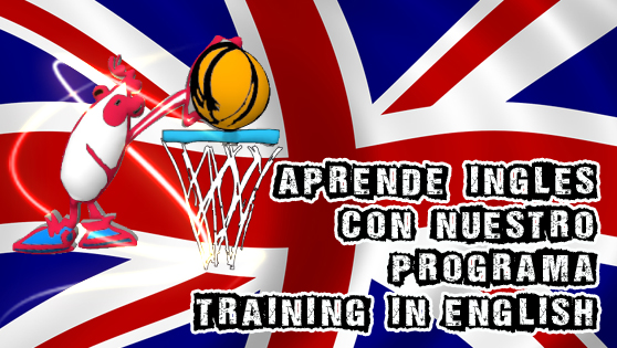 Training in English